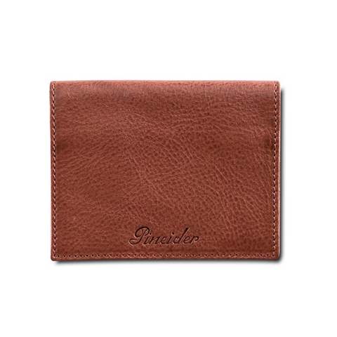Italian Leather Business Card Holder