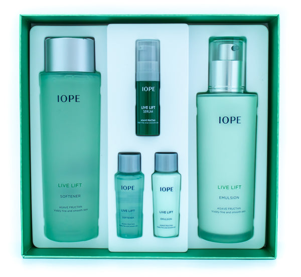 IOPE Live Lift Special Set