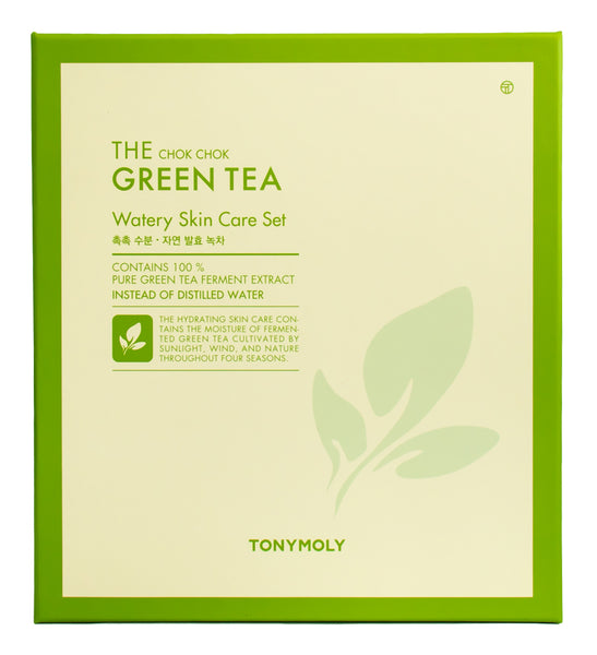 TONY MOLY Chok Chok Green Tea Watery Skin Care