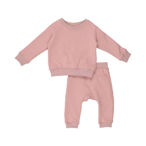 Pouf - Mini Cloud Sweatsuit 12-18m