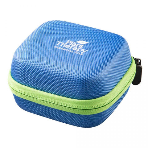 Plant Therapy - 6-Bottle Hard-Top Carrying Case ( Blue )