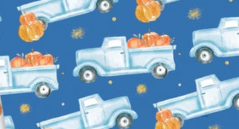 Pumpkin Trucks