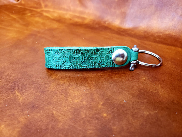 Geometric Key Chain Fob