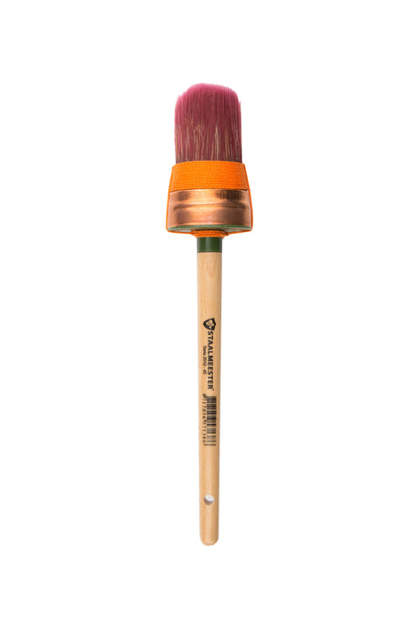 Oval #45 Staalmeester Brush