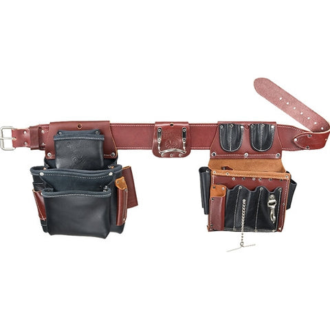 Industrial Pro Electrician's Set Leather Toolbelt Extra Large 5596