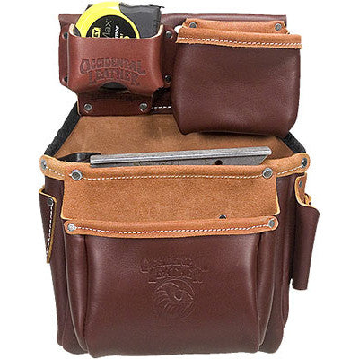 Big Oxy Leather Fastener Bag 5525