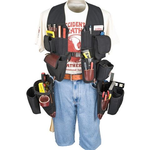 Occidental Leather 2585 Builders' Vest Framer Package