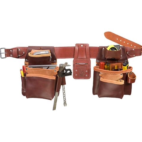 Occidental Leather 5080LHSM Small Left Handed Pro Framer Set