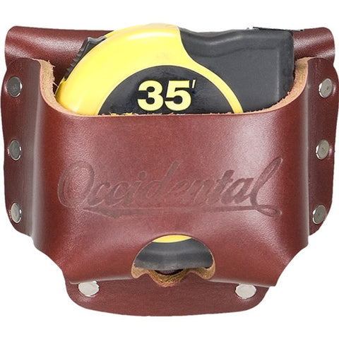 Extra Large Leather Tape Holster 5137