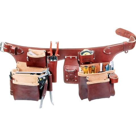 Occidental Leather 5191XL Extra Large Pro Carpenter's 5 Bag Assembly