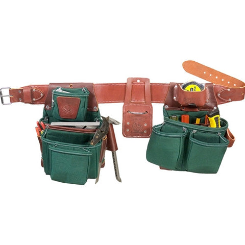 Occidental Leather 8089 OxyLights 7 Bag Framer Set