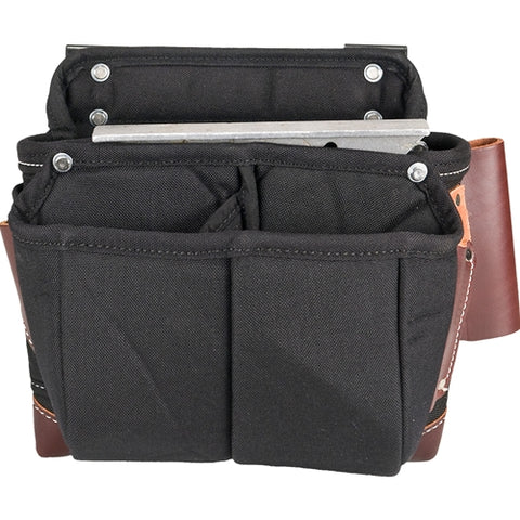Occidental Leather 8564 Clip-On Carpenter Fastener Bag