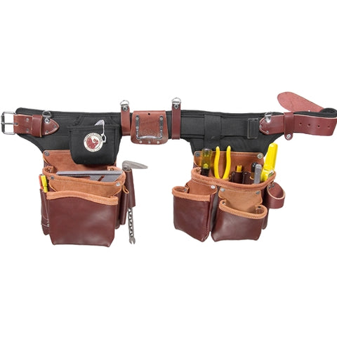 Occidental Leather 9550LH Left Handed Adjustable Pro Framer