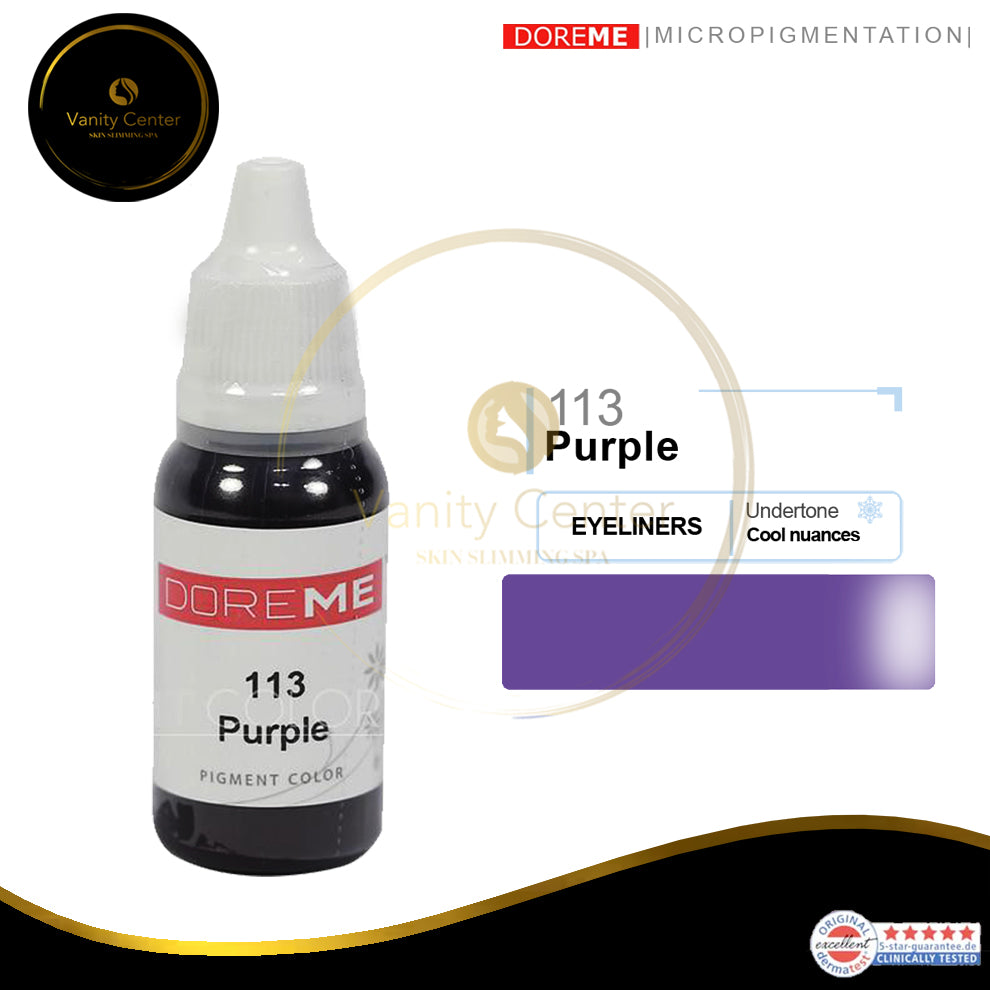 DOREME 113 Purple