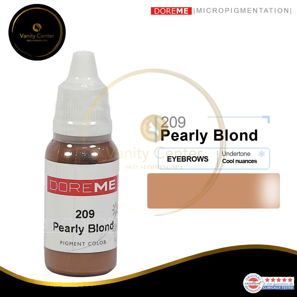 DOREME 209 Pearly Blond