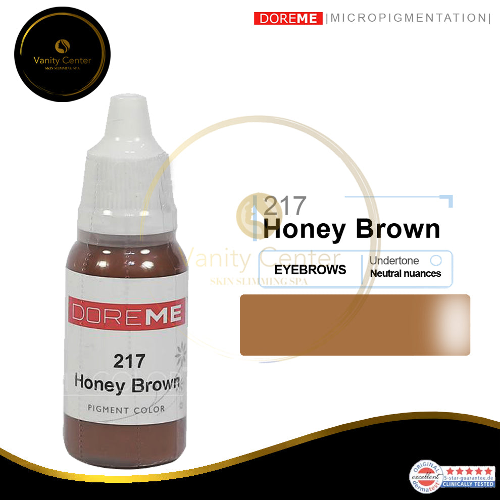 DOREME 217 Honey Brown