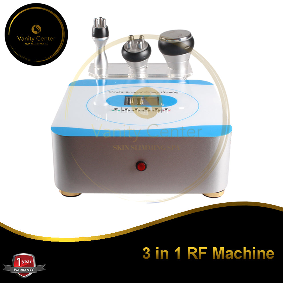 3 in 1 RF Machine