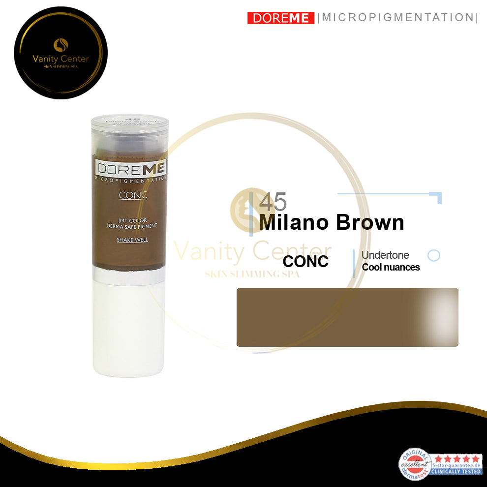 DOREME 45 - Milano Brown