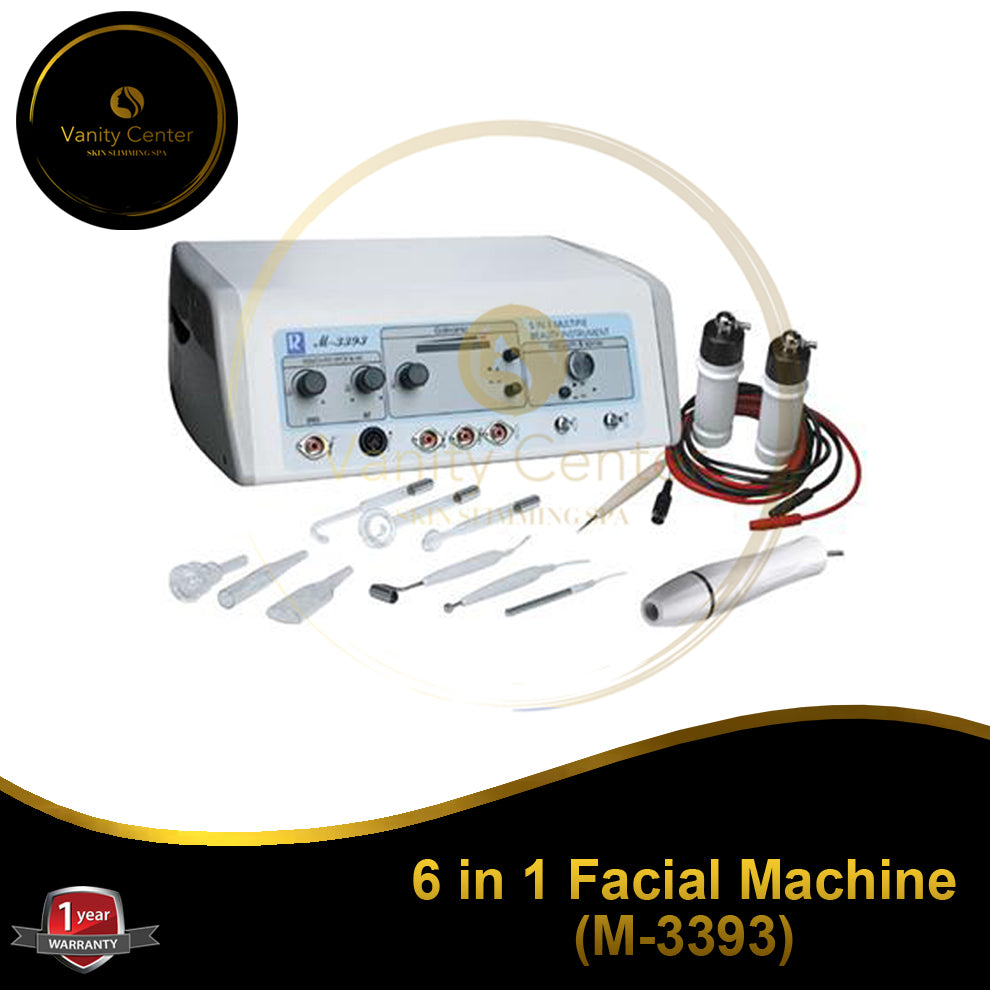 6 in 1 Facial Machine