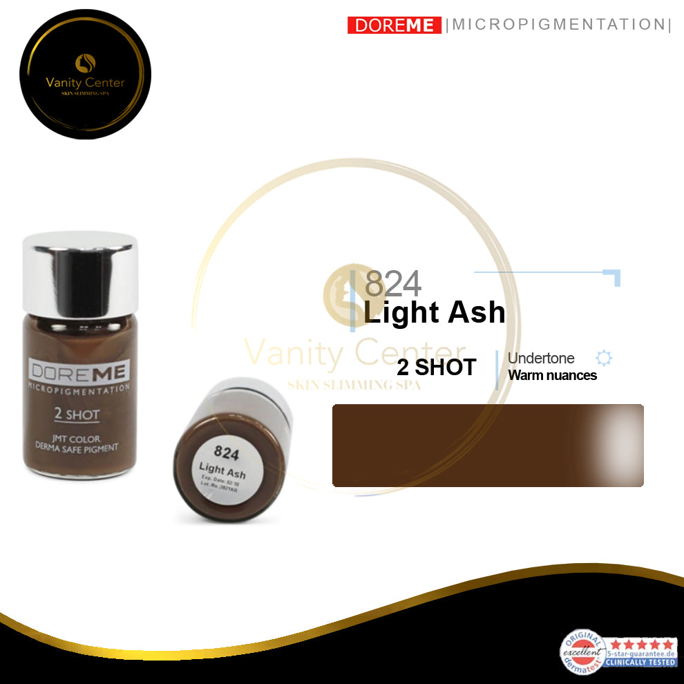 DOREME 824 Light Ash