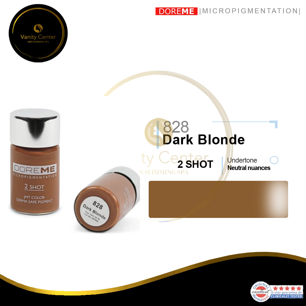DOREME 828 Dark Blonde