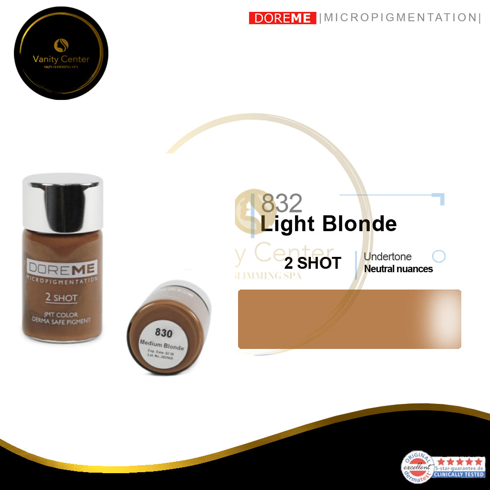 DOREME 832 Light Blonde