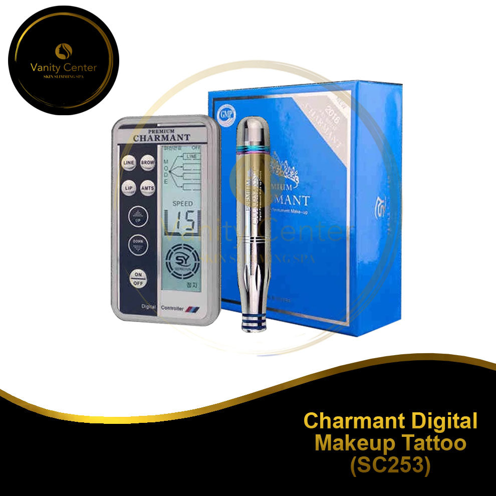 Charmant Digital Permanent Makeup Tattoo Machine