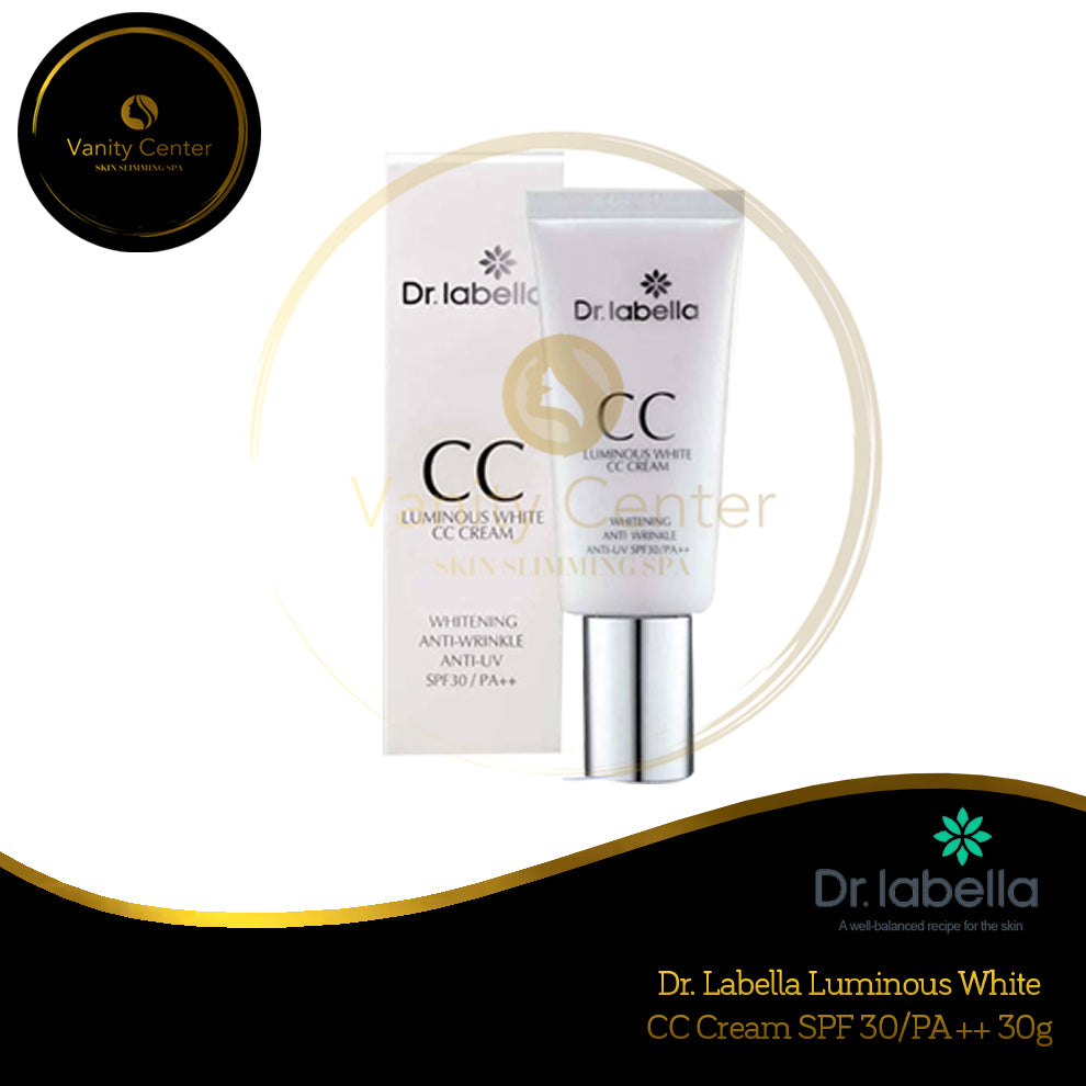 Dr. Labella Luminous White CC Cream with SPF 30/PA++ 30g