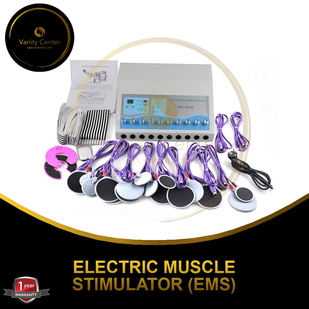 Electric Muscle Stimulator (EMS)