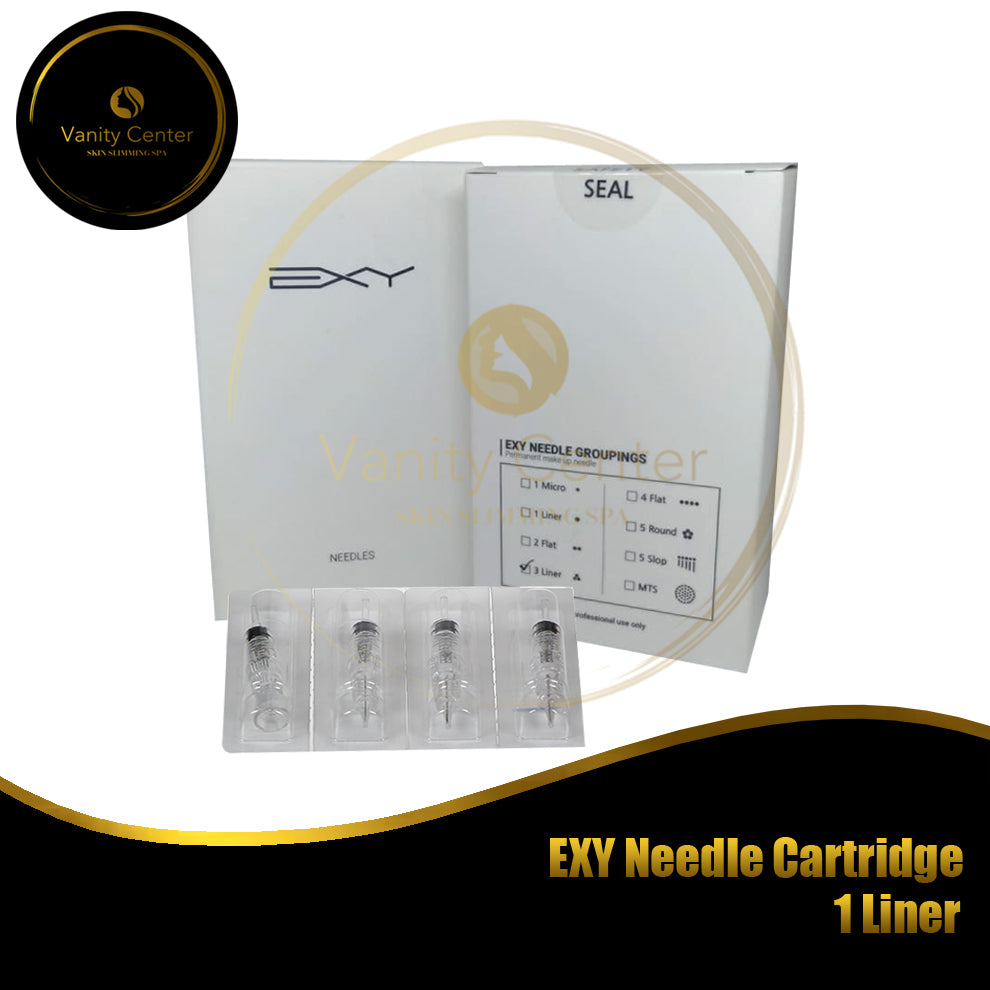 EXY Needle Cartridge 1 Liner 15pcs/box