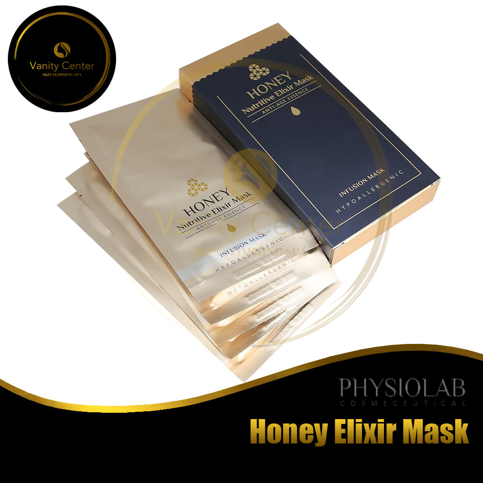 Honey Nutritive Elixir Mask 5pcs/Box