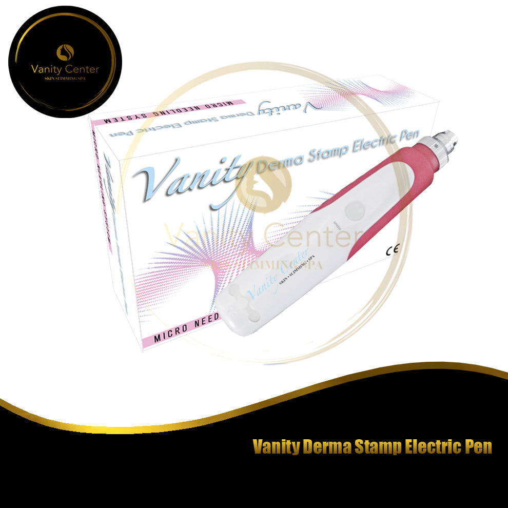 Vanity Derma Stamp Electric Pen