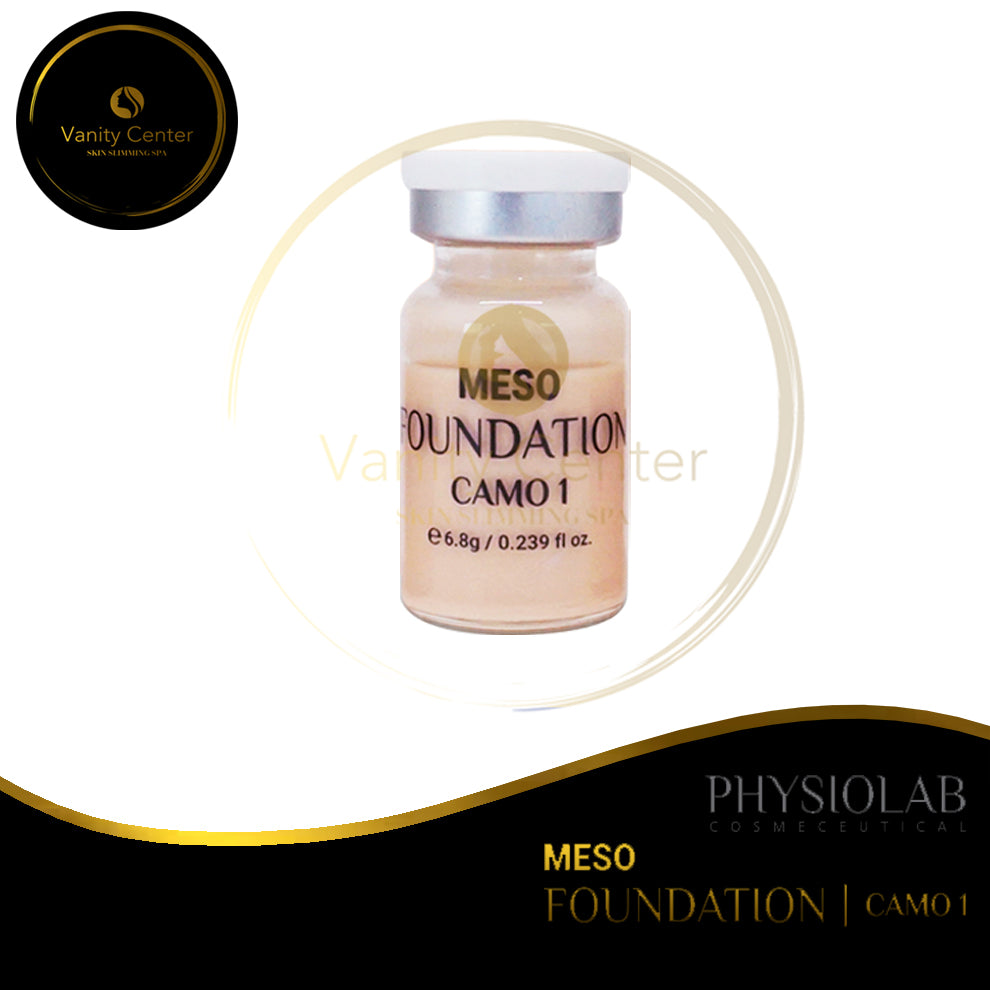 Meso Foundation Camo 1 1pc