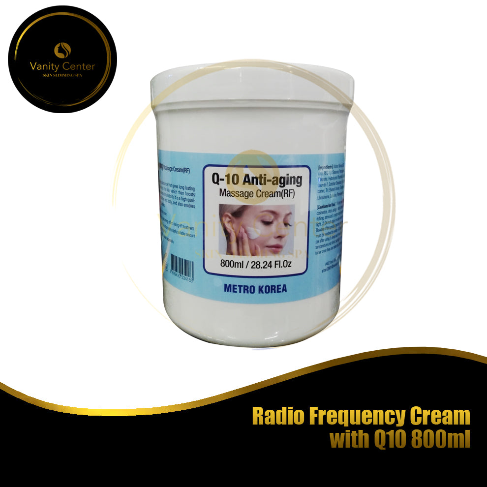 RF Cream with Q10 800ml