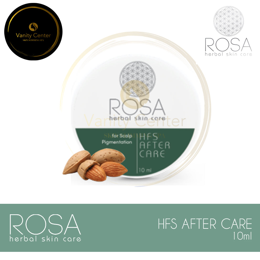 ROSA Herbal Skin Care HFS After Care 10ml