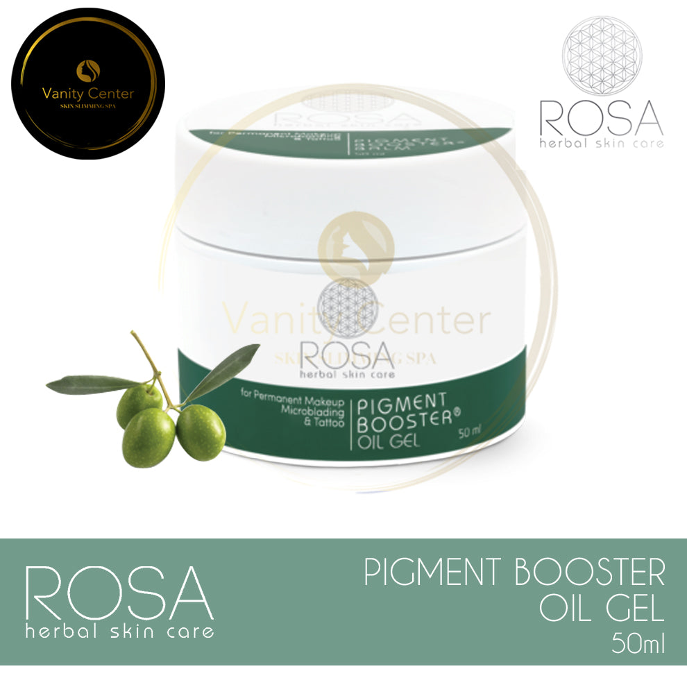 ROSA Herbal Skin Care Pigment Booster Oil Gel 50ml