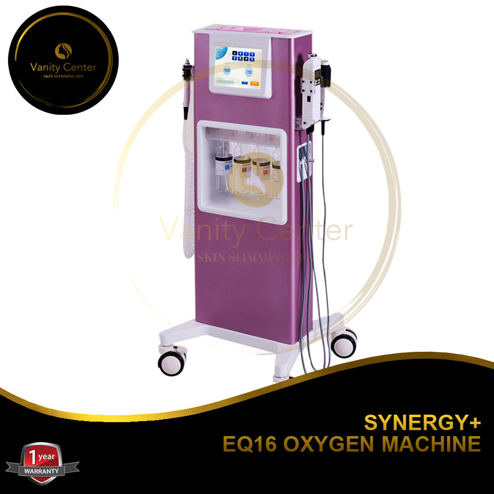 SYNERGY+EQ16 OXYGEN MACHINE