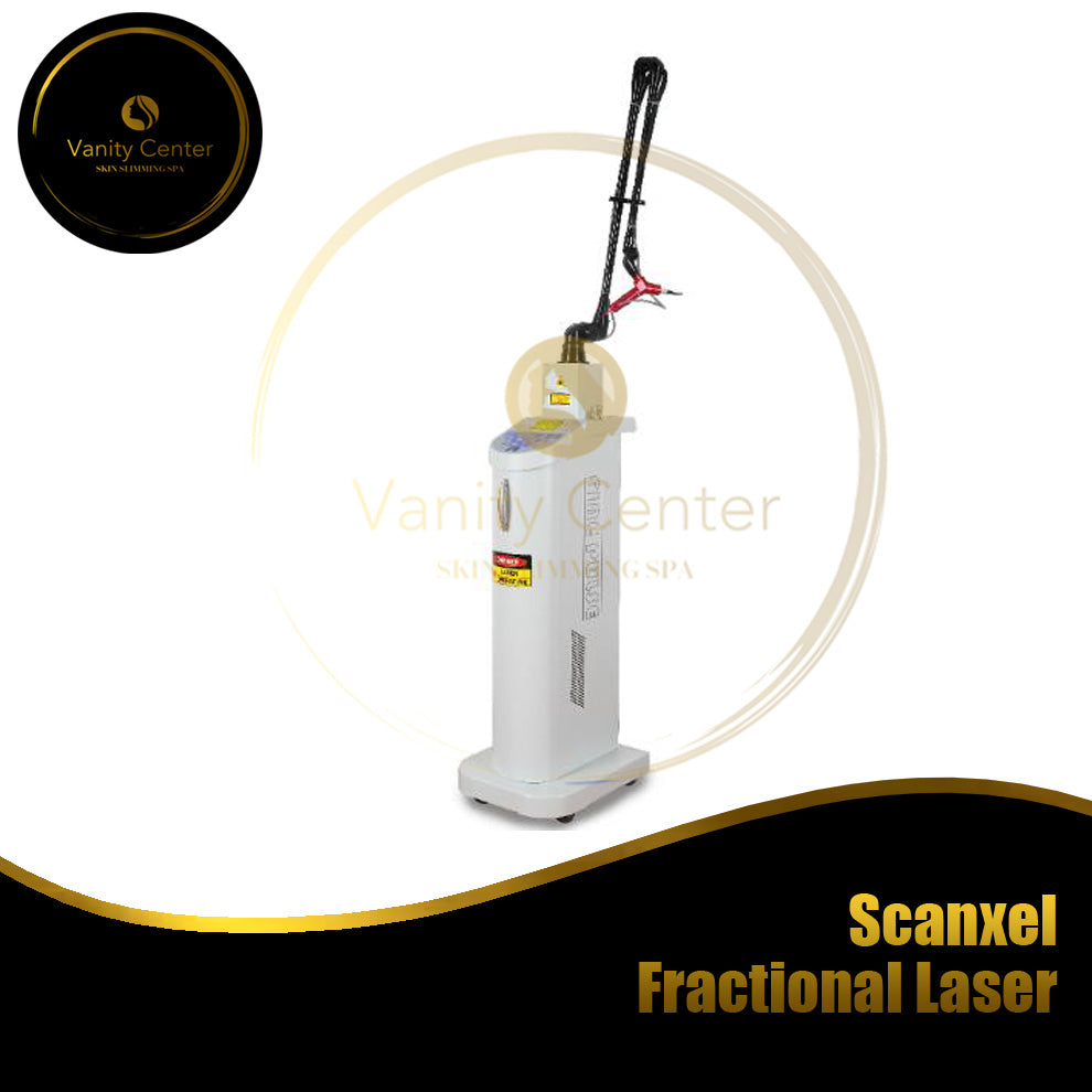 Scanxel CO2 Fractional Laser Machine