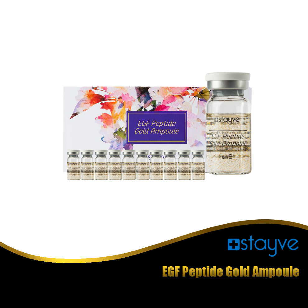 Stayve EGF Peptide Gold Ampoule 10pcs/box