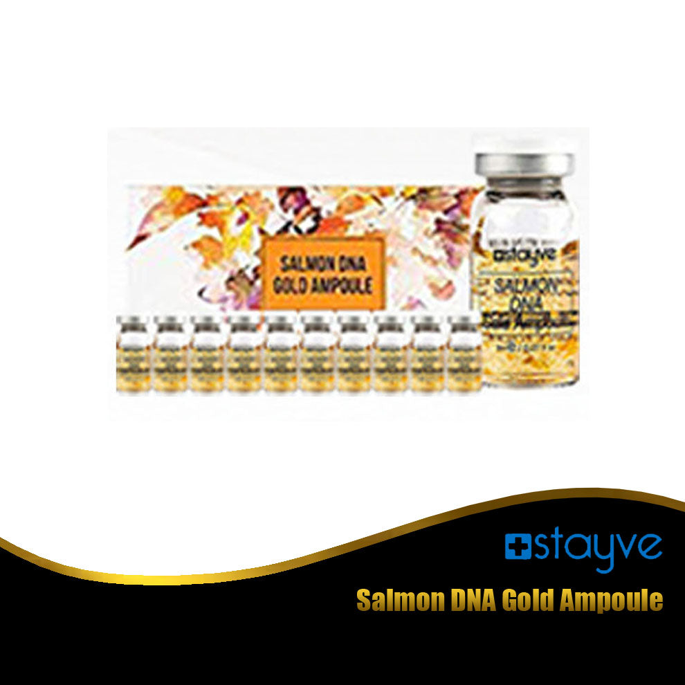 Stayve Salmon DNA Gold Ampoule 10pcs/box