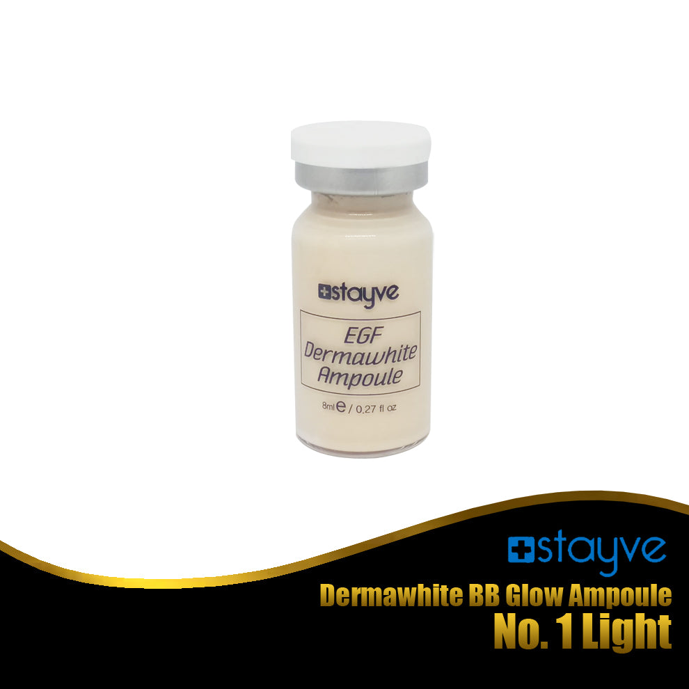 Stayve Dermawhite BB Glow Ampoule No.1 Light 1pc