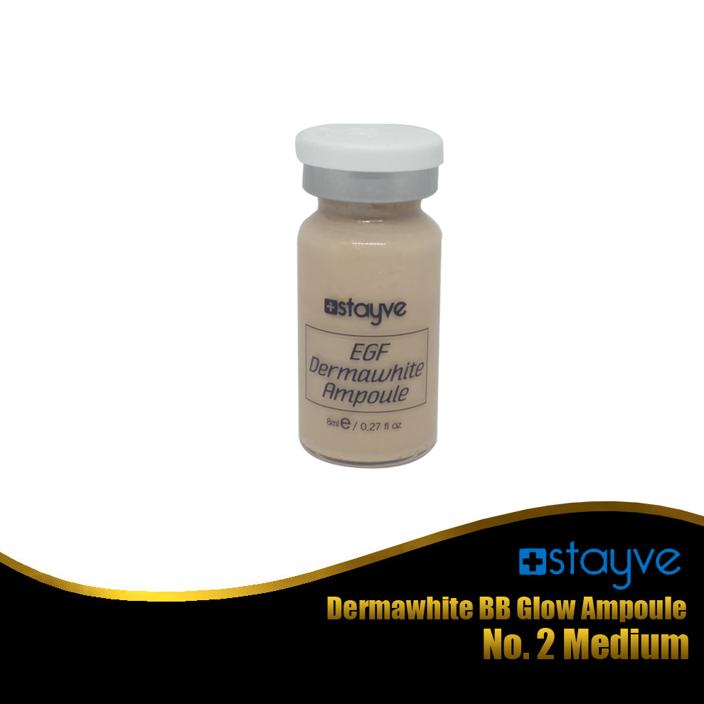 Stayve Dermawhite BB Glow Ampoule No.2 Medium 1pc