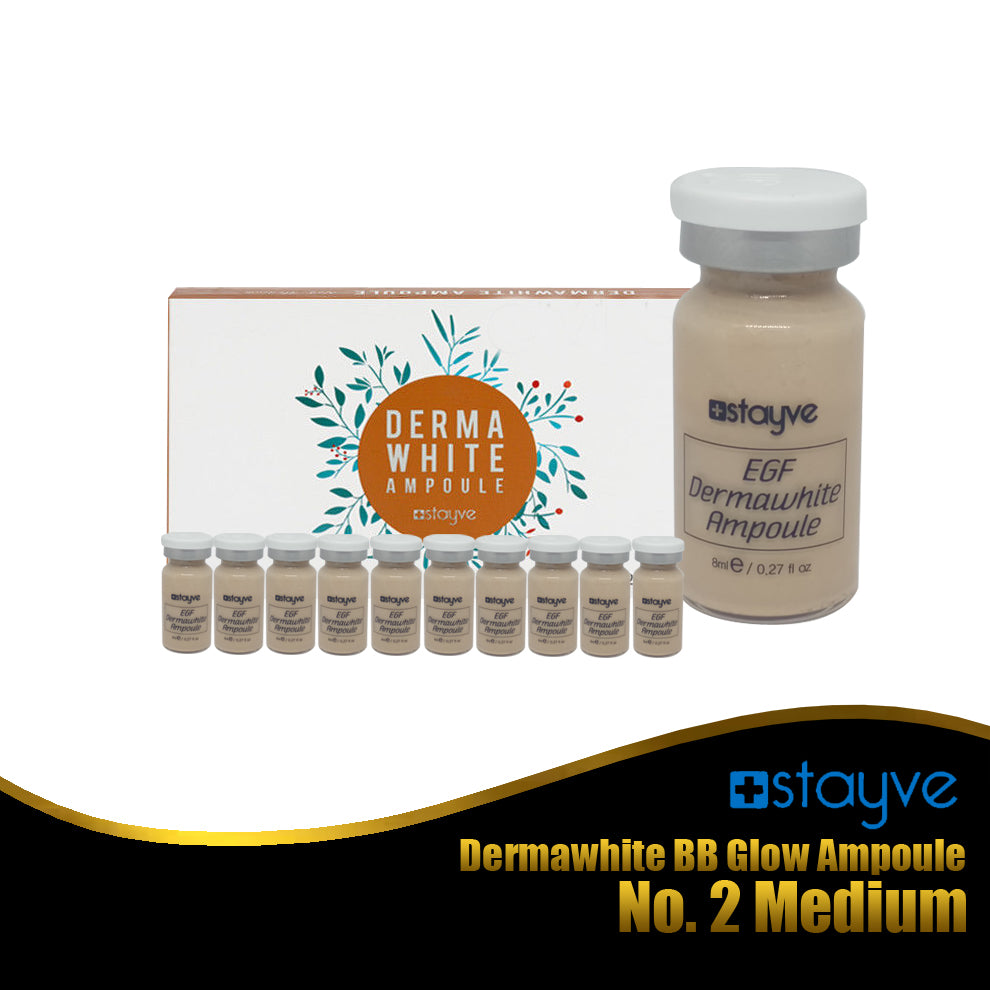 Stayve Dermawhite BB Glow Ampoule No.2 Medium 10pcs/box