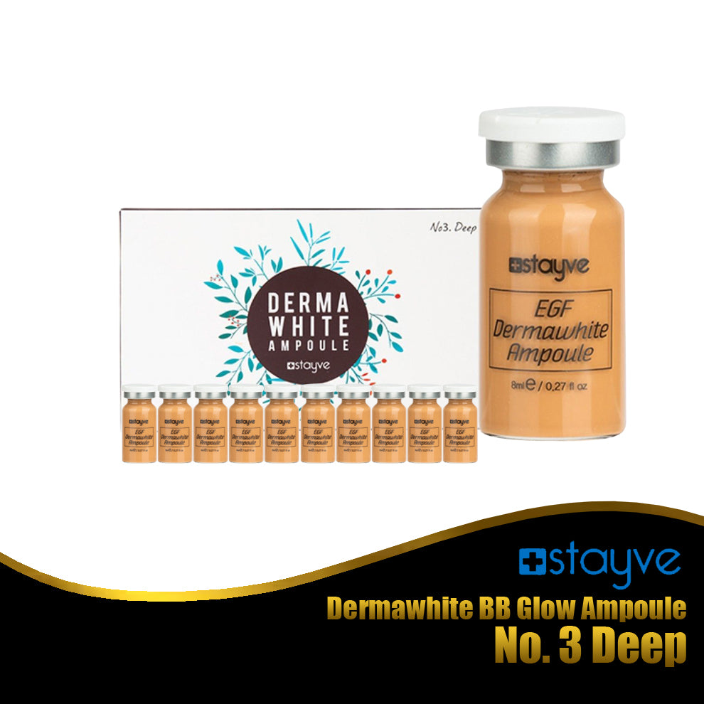 Stayve Dermawhite BB Glow Ampoule No.3 Deep 10pcs/box