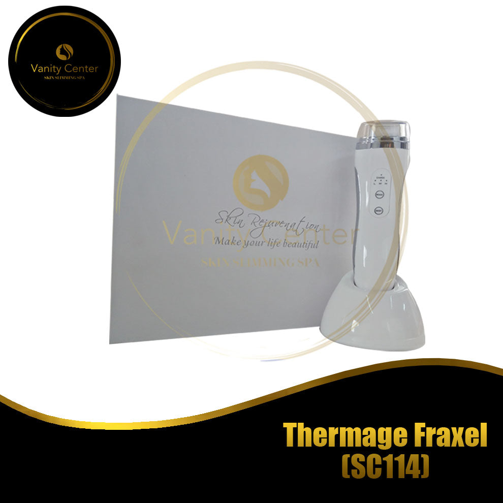 Portable RF Handheld Thermage Fraxel (White)