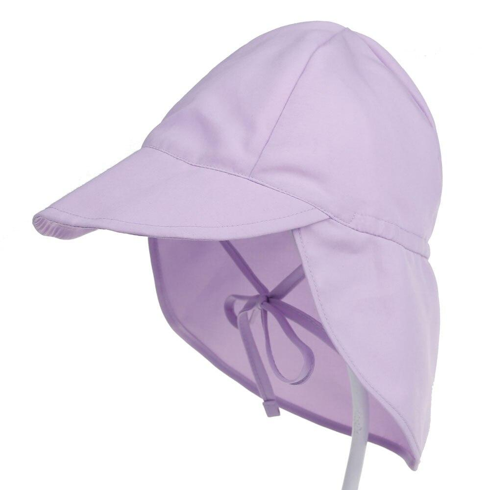 Adjustable Anti-UV Baby Summer Hat - Blissful Baby Co