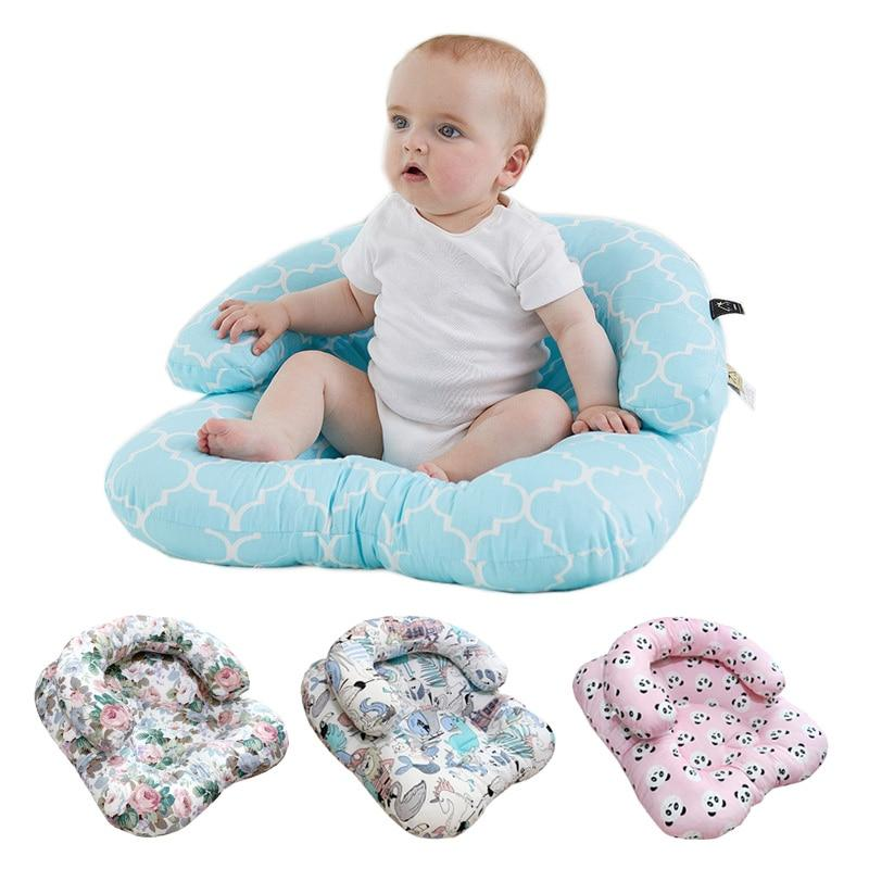 Shop Anti-Spitting Milk Baby Sofa with Pillow - Blissful Baby Co