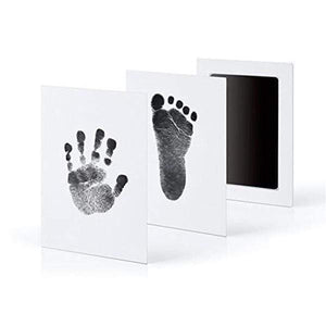 Shop Baby Care Non-Toxic Handprint Footprint Imprint Kit - Blissful Baby Co