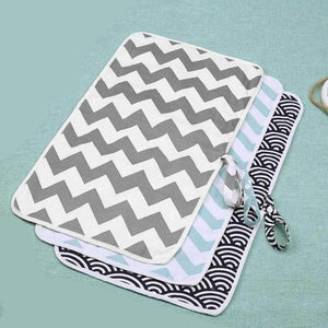 Shop Baby Portable Diaper Changing Mat - Blissful Baby Co