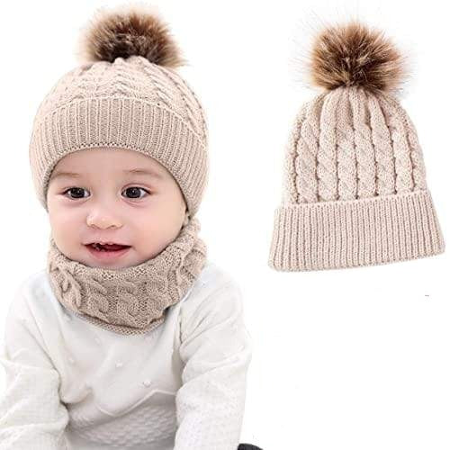 Baby Winter Beanies - Blissful Baby Co